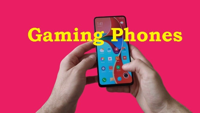 Best gaming phones of 2021